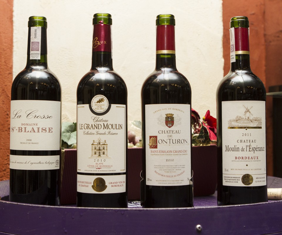 Bordeaux zeSławomirem Chrzczonowiczem