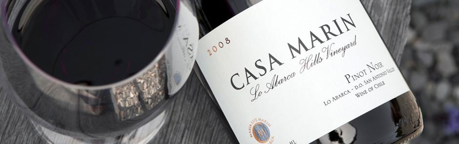 Casa Marin - wielkie wina z Chile
